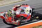 Andrea Iannone prêt à courir avec la nouvelle Ducati