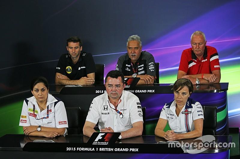 La F1 est-elle dominée par les hommes?