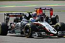 Force India veut anticiper les changements de 2017