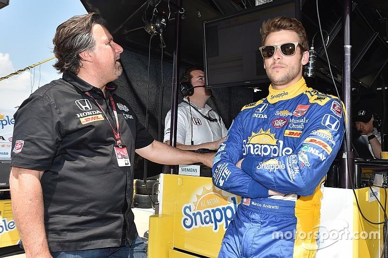 Marco Andretti se verrait bien rejoindre Haas F1