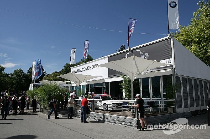 Les vivres de l'équipe BMW saisis par la douane russe!