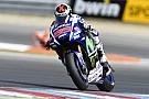 Silverstone MotoGP: Lorenzo tops Marquez, Rossi struggles again