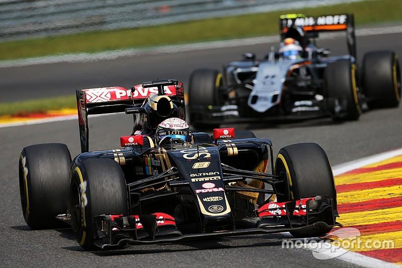 Lotus looks ahead to the Italian Grand Prix