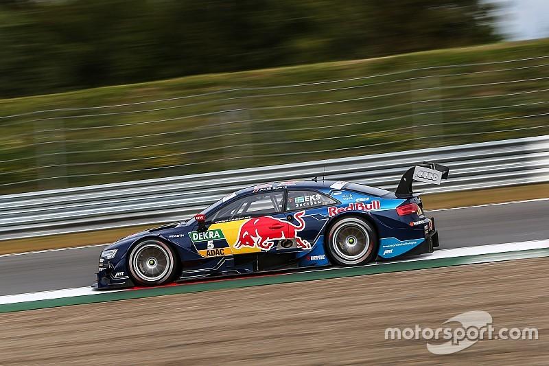 Mattias Ekström a tiré les leçons de la course 1