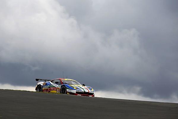 Una vittoria e due podi per la Ferrari al Nurburgring