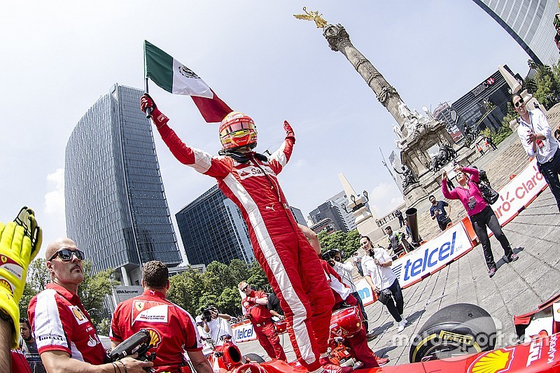 México, un evento emblemático en F1, dice Whiting