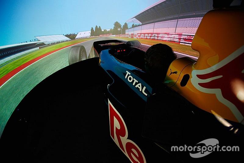 Immersion - Comment fonctionne le simulateur Red Bull?