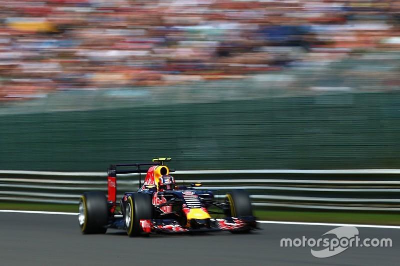 Renault llega confiado al GP italiano