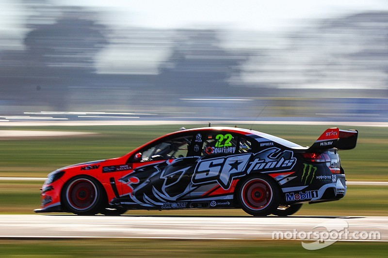 Bourdais, Ingall hit the track at Winton