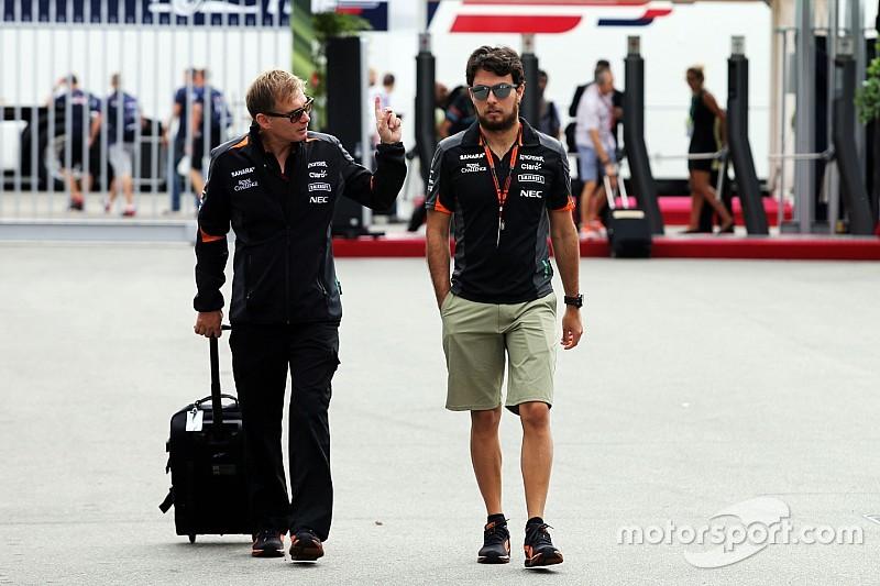 Pérez dice que no hay dudas sobre su acuerdo con Force India