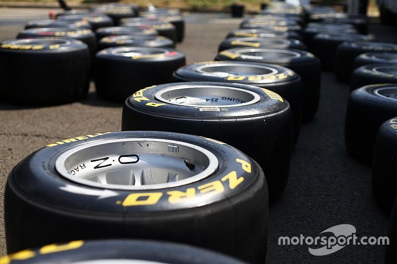 FIA: nessun cedimento strutturale sulle gomme di Spa