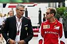 Vettel busca respuestas a largo plazo de parte de Pirelli