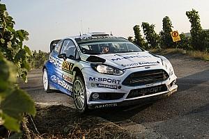 WRC Preview M-Sport await Australian adventure