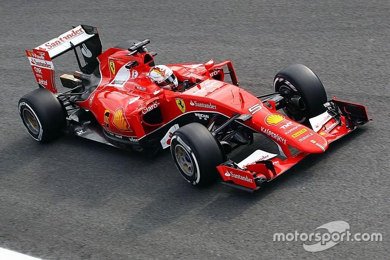 """Vettel - """"Il reste du potentiel à débloquer"""""""