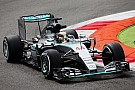 Monza, Libere 3: Vettel si infila tra le due Mercedes
