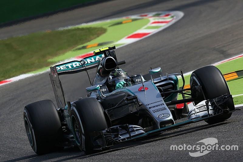 Rosberg contraint de revenir à son moteur de Spa