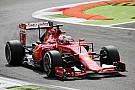 Monza, Q2: le Ferrari si infilano tra le due Mercedes