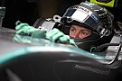 Rosberg se plaint d'un