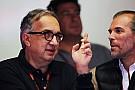 Marchionne asegura que el resultado de Ferrari no es cuestión de suerte