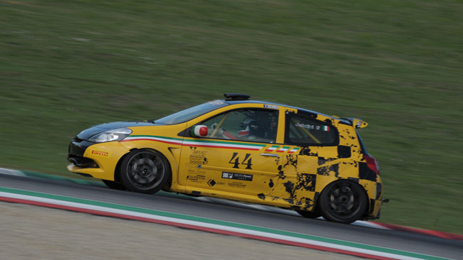 RS Cup: Felice Jelmini conquista la pole al Mugello