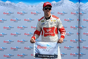NASCAR Cup Qualifying report Keselowski living the high life, on pole for Southern 500