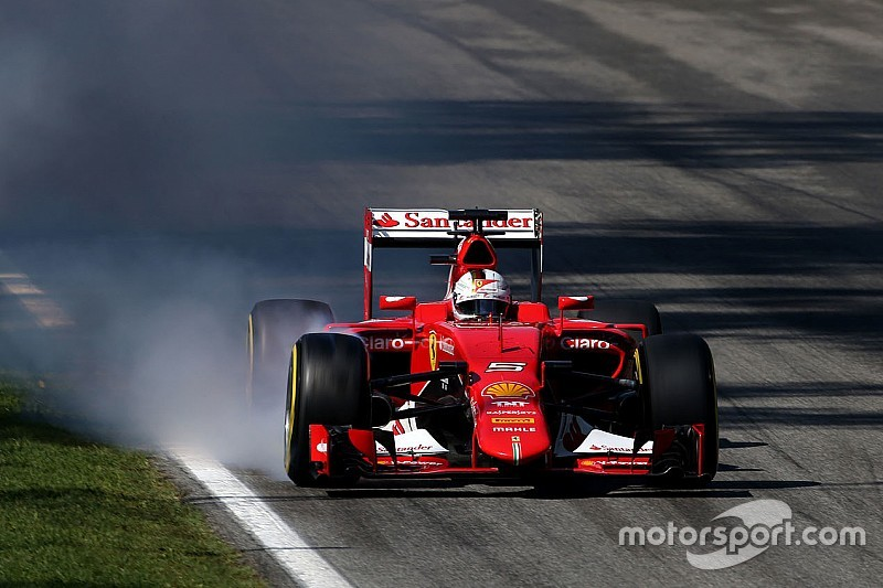 FIA confirms Ferrari used three engine tokens for Monza upgrade