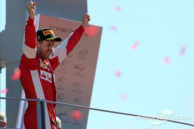 "Vettel - ""Dommage de perdre l'attention du résultat"""