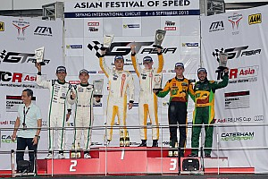 GT Race report Ferrari claim another endurance victory in Sepang