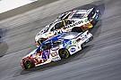 La nouvelle aéro des NASCAR Sprint Cup et ses effets bénéfiques