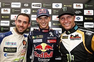 World Rallycross Résumé de course Jean-Baptiste Dubourg, la sensation du week-end à Lohéac