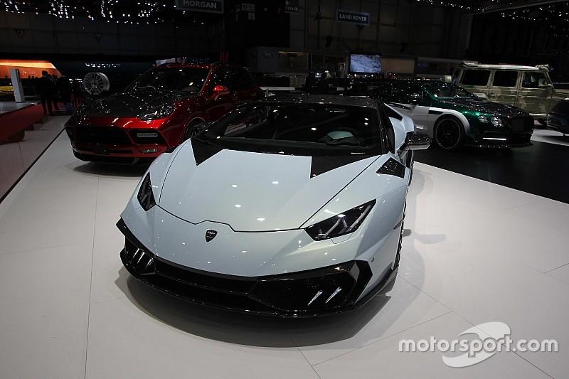 770 cv pour la nouvelle Lamborghini Centenario