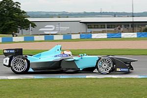 Formule E Actualités La manche inaugurale de la saison Formule E reportée