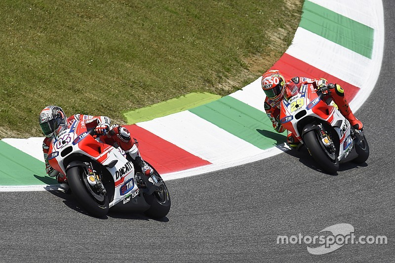 """Ducati corre em casa em San Marino: """"vencer é o objetivo"""""""