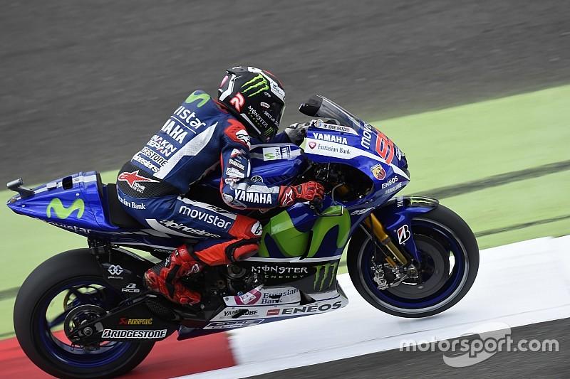 EL2 - Rossi peut-il suivre le rythme diabolique de Lorenzo et Márquez?