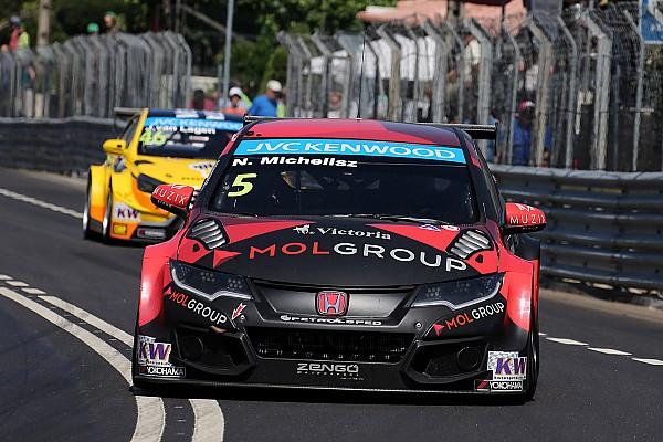 Michelisz le dio a Honda su primera pole del año en Japón