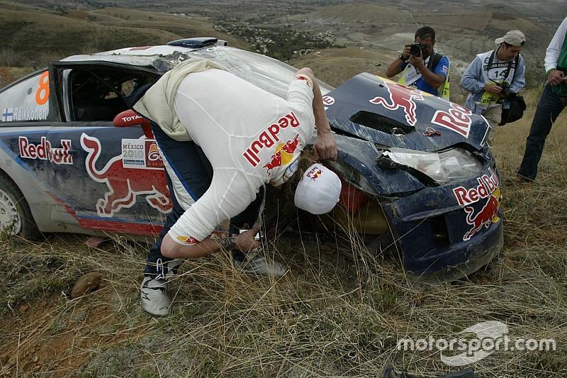 Räikkönen - L'expérience compte moins en F1 qu'en WRC