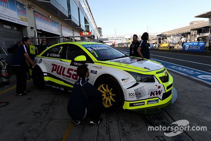 Hugo Valente hérite de la pole pour la course 2