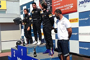 Altre Turismo Gara Mini Challenge: Ivan Tramontozzi vince Gara 1