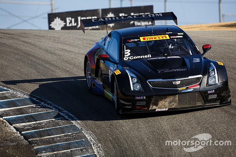 O'Connell and Cadillac take Pirelli World Challenge championship