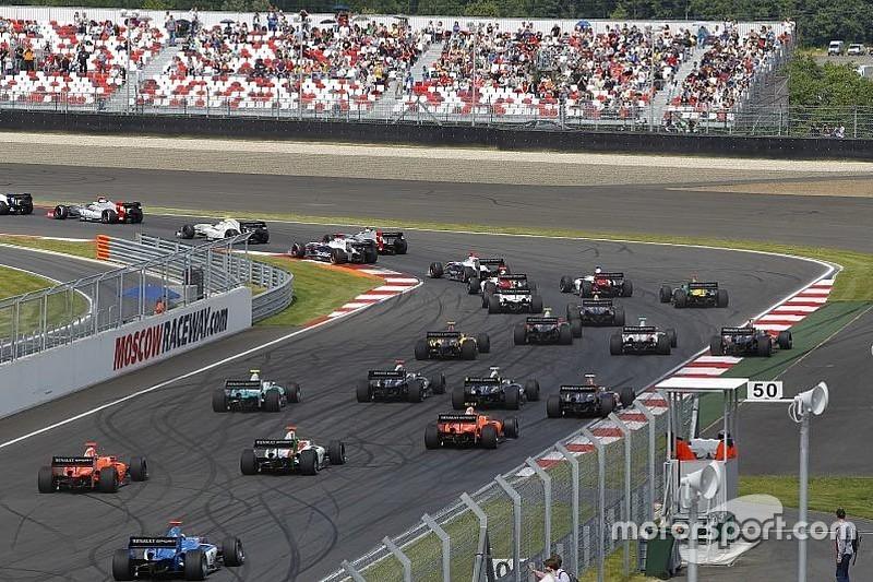Формулы Renault 3.5 не будет на Moscow Raceway в 2016-м