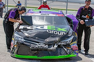 NASCAR Cup Analysis Joe Gibbs Racing's road to success has been a rocky one