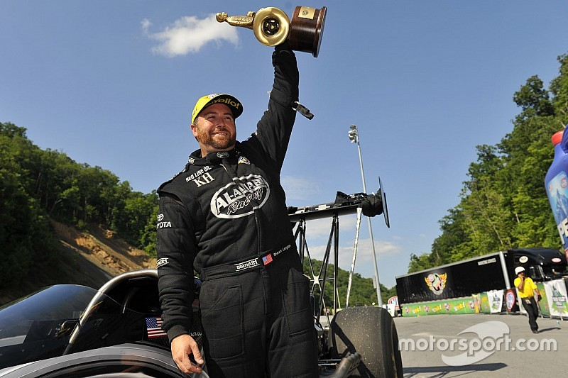 Langdon picked up by Don Schumacher Racing