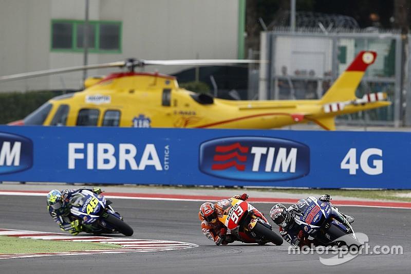 В MotoGP не будет стандартной электроники в 2016-м