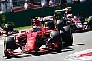 Räikkönen admet une probable erreur dans son départ manqué à Monza