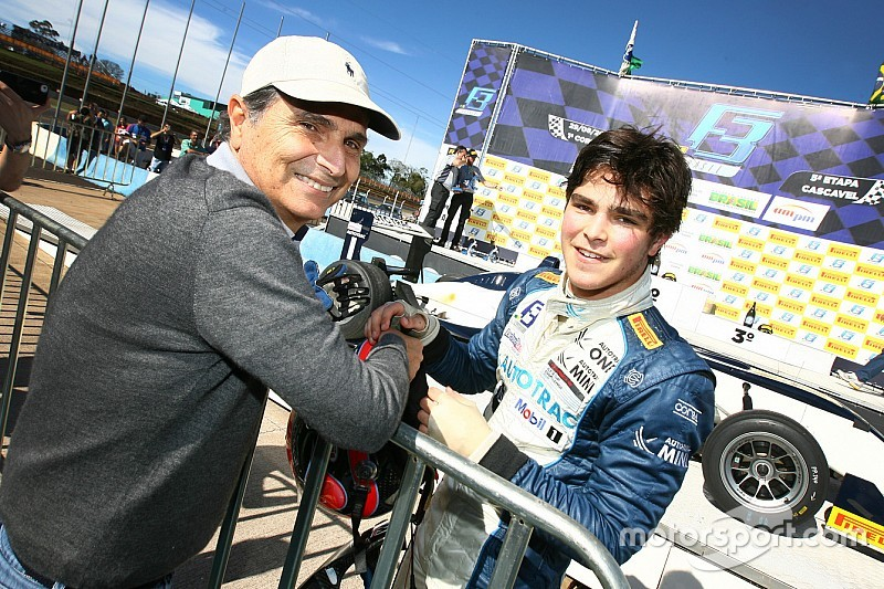 Pedro Piquet, fils de Nelson, vers la F3 Europe en 2016