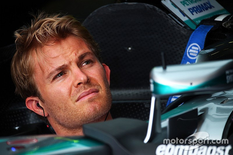 Rosberg aura un moteur neuf dès vendredi