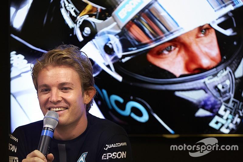 罗斯伯格启用新引擎 不放弃世界冠军希望