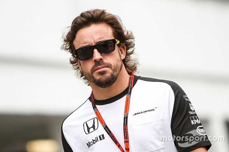"""Alonso: """"se tri não vier, terei orgulho da minha carreira"""""""