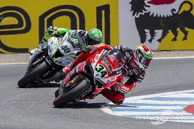 Giugliano a Jerez per stare vicino a Ducati