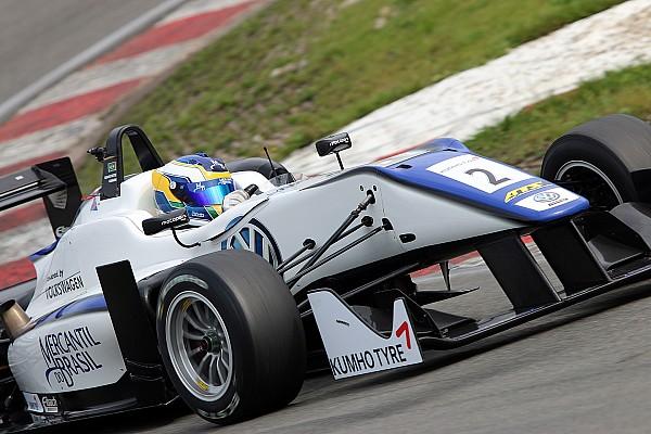 Brasileiro Sérgio Sette Câmara marca pole em Masters de F3 na Holanda